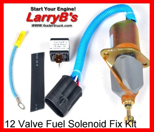 LarryBs Denso Starter EASY rebuild kit for 94-06 Cummins /& Dodge
